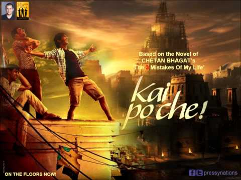 Manja from the movie: Kai Po Che
