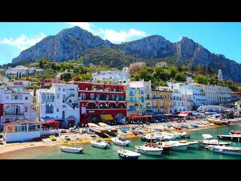 Capri, Italy - The Best of