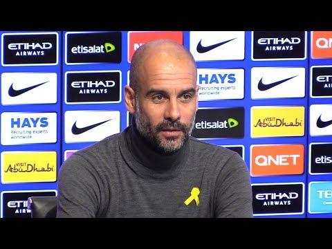 Pep Guardiola Full Pre-Match Press Conference - Manchester City v Tottenham - Premier League