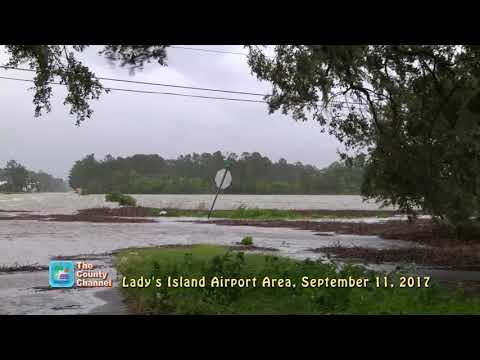 Lady's Island Airport Area Beaufort County, SC September 11, 2017