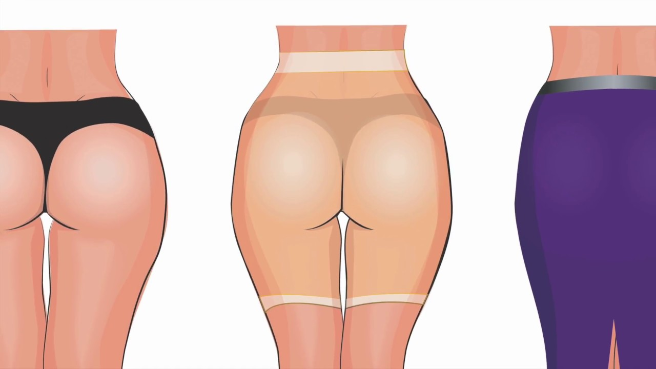 Brazil butt lift workout