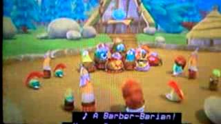 VeggieTales We're Barber Barians (reprise)