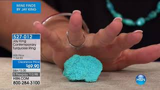 HSN | Mine Finds By Jay King Jewelry 08.25.2017 - 08 PM