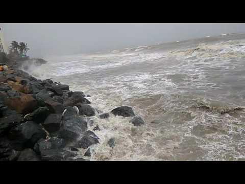 Mumbai High tide