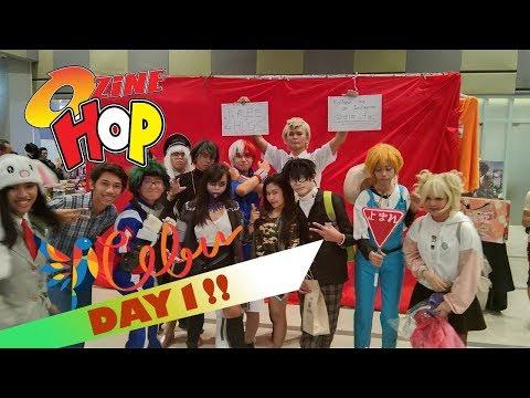 Vlog Ozine Fest Cebu Day 1