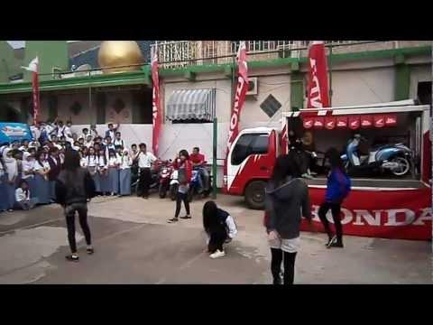 Modern Dance SMA SMK YAPAN Depok, Honda Schoollicious 2012