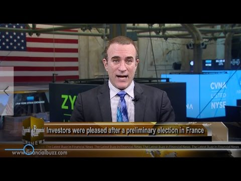 LIVE - Floor of the NYSE! Apr. 28, 2017 Financial News - Business News - Stock News - Market News