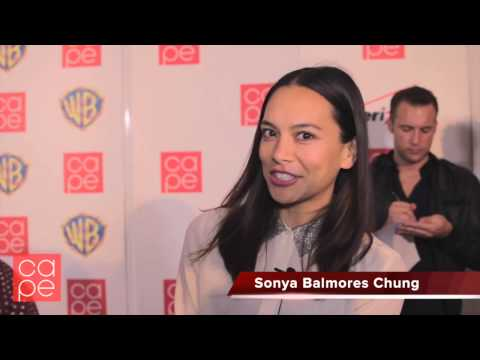 Interview with Sonya Balmores Chung at CAPE Holiday Party 2014 ...