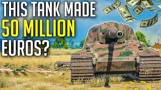 Premium Tank Which Made over €50,000,000 in World of Tanks? | The Löwe