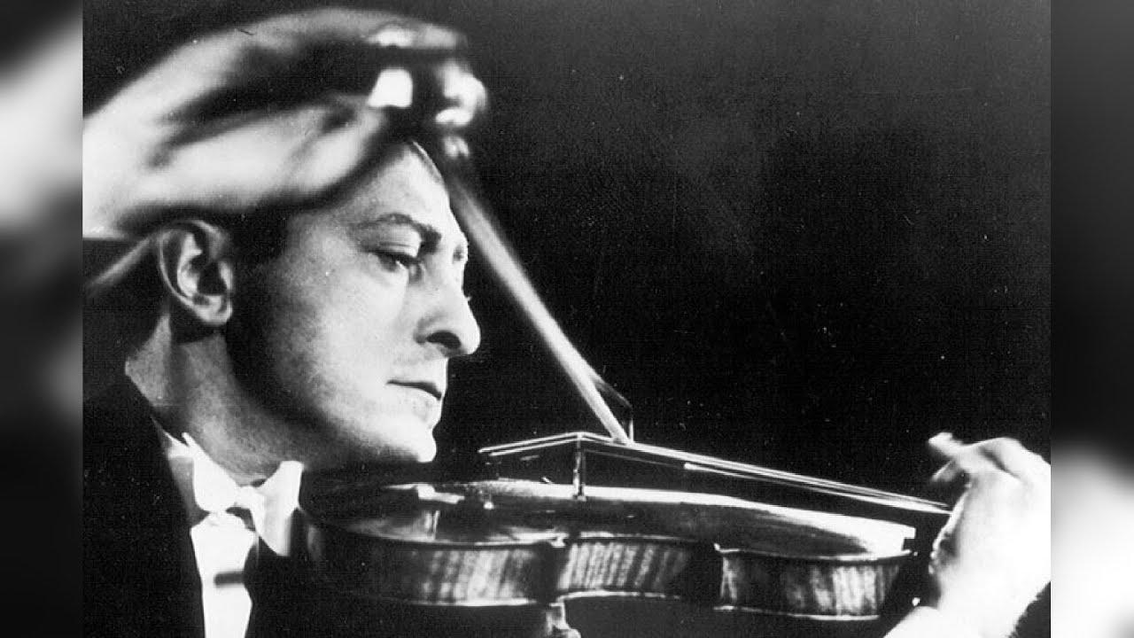 Yesha Hefetz, la perfection du violon - Un jour notre Histoire du 10 décembre