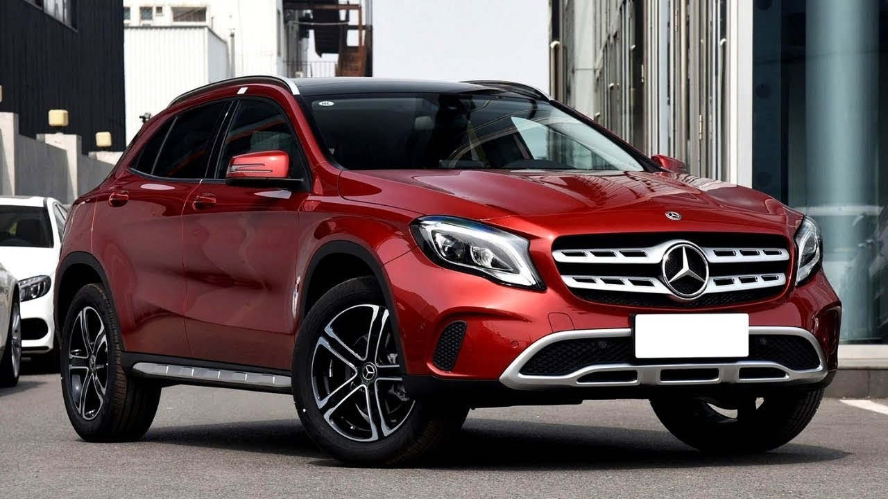 2019 MERCEDES GLA 200 - EXTERIOR AND INTERIOR - AWESOME ...