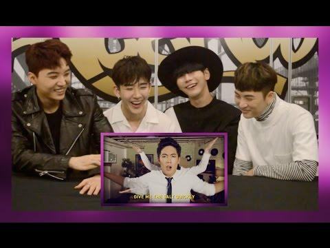 """K-POP STARS REACT TO: """"Dong Saya Dae"""" - NIGAHIGA (ft. 탑독)"""
