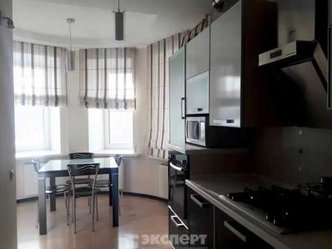 Чебоксары, продается 3 ком. квартира, евроремонт, улица Байдулы, дом 5, корпус 1, площадь 80 кв.м