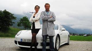 GÜV-Test Porsche Panamera S E-Hybrid - GRIP - Folge 242 - RTL2