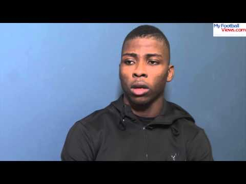Kelechi Iheanacho on his journey from Africa to the Premier League