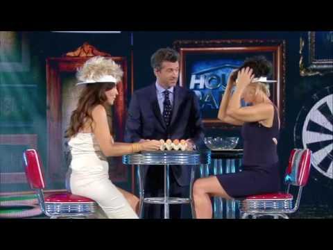 House Party - Prima Puntata Anticipazioni - Patrick Dempsey, Maria De Filippi e Sabrina Ferilli