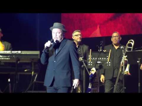 Rubén Blades -Tenerife- 21 de Julio de 2017