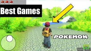 Top 3 Best Ever Pokemon Online Games 2017-18