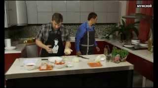 """Mixfight на """"Моей кухне!"""" Гость - Эльдар Кенкерли (37 выпуск)"""