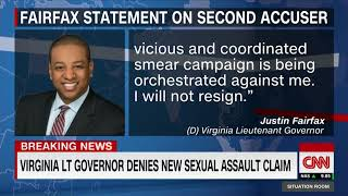 Baixar Second Woman Accuses Justin Fairfax Of Sexual Assault