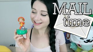 Pokemon, Plushies and SO MUCH CANDY  | MAIL TIME April 2016