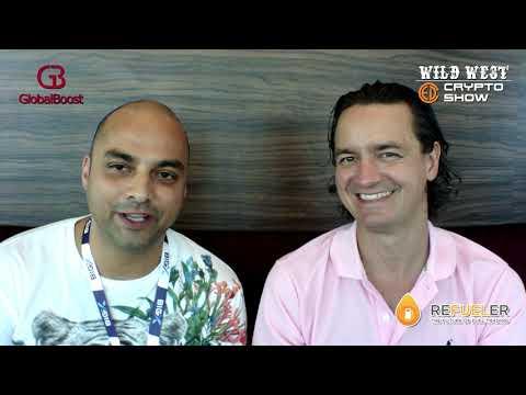 Jitender Soodan from Refueler | CoinsBank Blockchain Cruise 2018