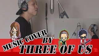 """""""AAA / Wake up!"""" Cover By THREE OF US"""