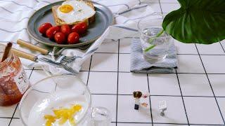 방수 식탁보를 활용해서 초간단 식탁꾸미기.내 식탁을 브…