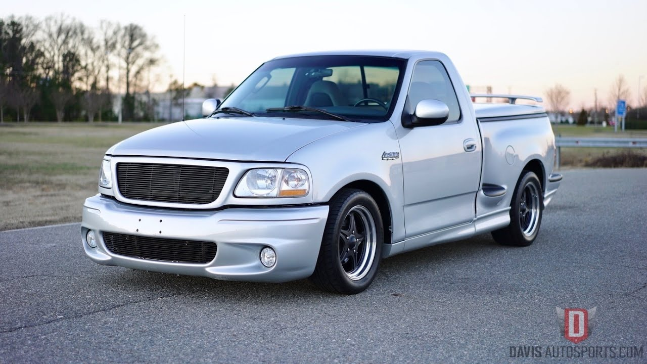Ford Svt Lightning >> Davis AutoSports FORD LIGHTNING / TONS OF UPGRADES / 26K MILES / FOR SALE - YouTube