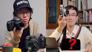 Canon EOS R5…