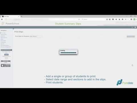 PowerSchool Behavior Management PBIS Plugin v2.0