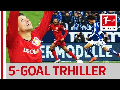 Thrilling Comeback With Magic from Chicharito - Schalke 04 vs. Bayer Leverkusen