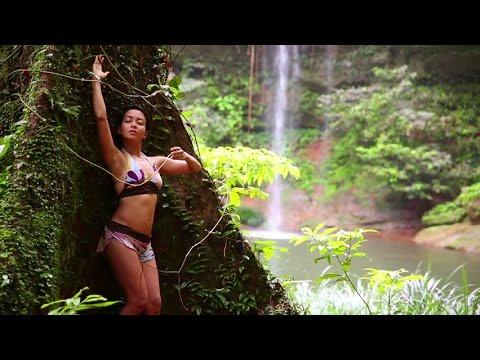 Vlog jungle trip à koh rong samloem entre Sunset beach et Saracen bay au Cambodge