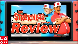 The Stretchers Review | Nintendo Switch (Video Game Video Review)