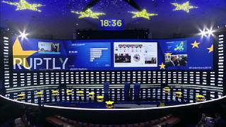 LIVE: 2019 European Parliament electoral evening: arrivals, results and reactions