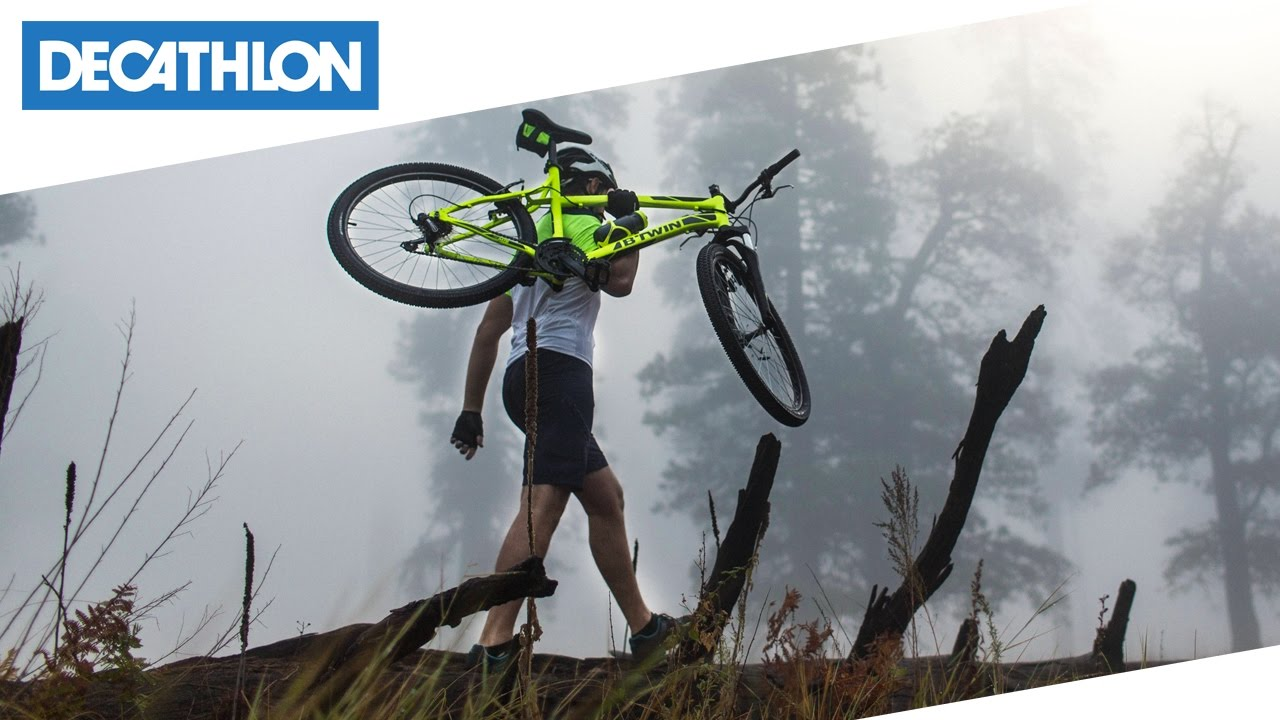 Mountain Bike Rockrider 340 Btwin Spot Tv Decathlon Italia