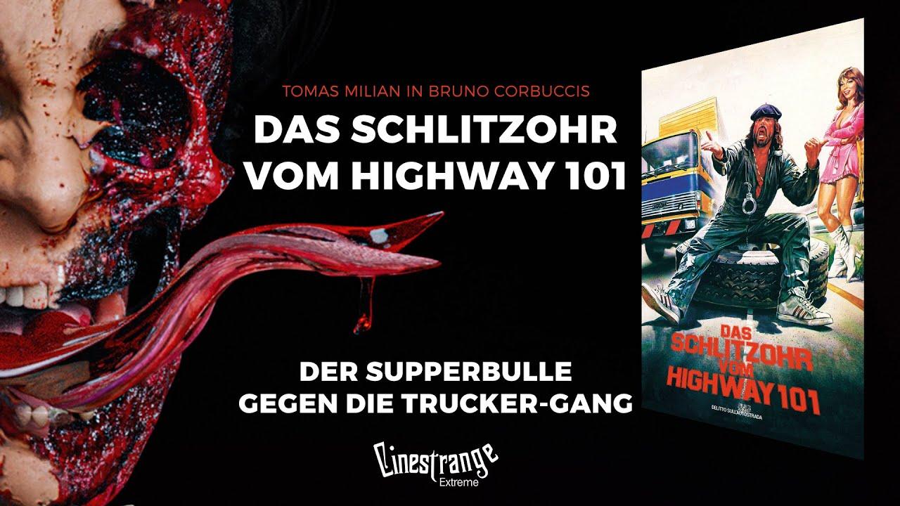 Mediabook Das Schlitzohr Vom Highway 101 Trailer Cinestrange Extreme Youtube