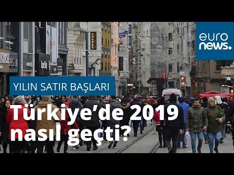 Zamlar, tanzim satış, Suriye, ABD yaptırım tehdidi, işsizlik: Türkiye'de 2019 nasıl geçti? …