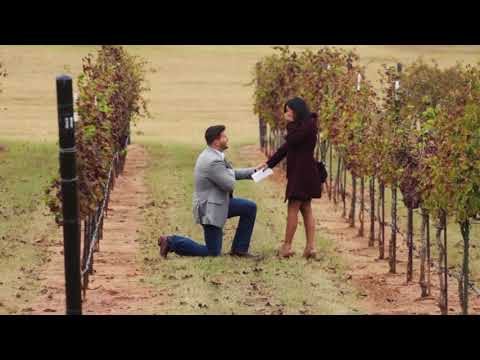 Grape Creek Vineyards - Philip and Eunice: A little surprise