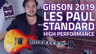 Gibson Les Paul Standard High Performance 2019 - All Pickups Configs Put to the Test ギブソン 検索動画 42