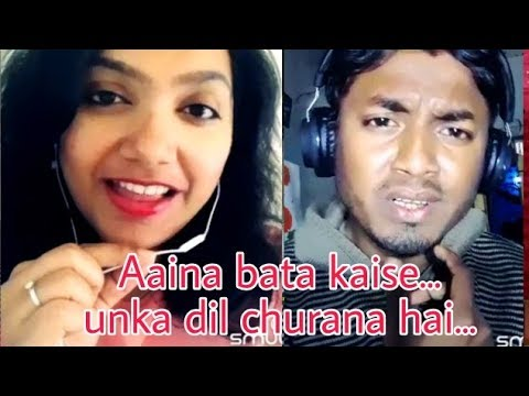 Aaina Bata Kaise | smule cover song | My cover 217 |