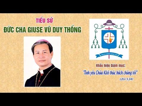 Bài hát: Cha ơi_Tiểu sử Đức Cha Giuse Vũ Duy Thống