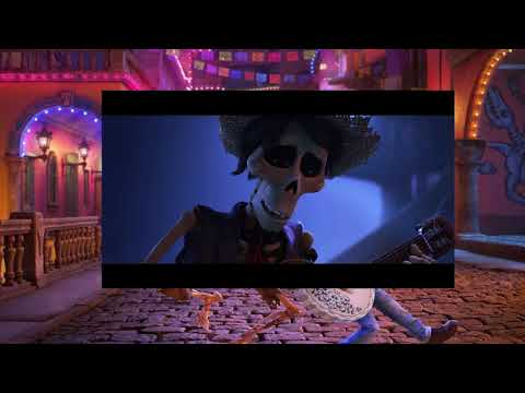 UKRAINIAN- Everybody knows Juanita (Movie ver.) (Coco)