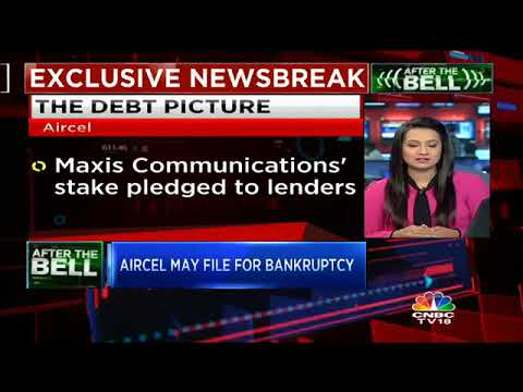 Aircel May File For Bankruptcy | CNBC TV18