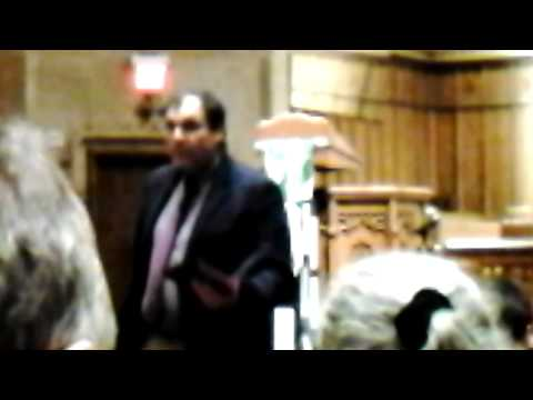 Interfaith Prayer Service for Peace in Palestine