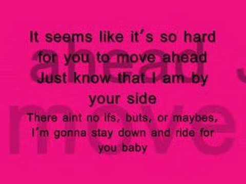 danity kane:ride for youwith lyrics