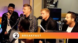 Baixar Backstreet Boys - No Diggity (Blackstreet Cover) - Radio 2 Breakfast Show Session