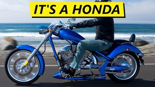The 7 Non-Harley Cruiser Riders You Will Meet!