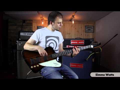 Gibson Thunderbird 1994 USA Demo