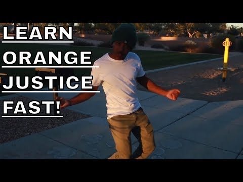 How To Do The Orange Justice Dance Step By Step Tutorial!